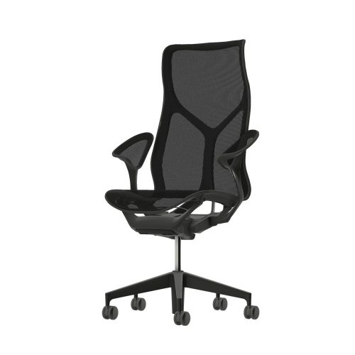 Silla Herman Miller Cosm Brazos Leaf color Graphite